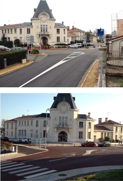 Aménagement de la mairie de Seignosse